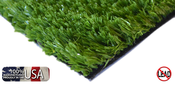 synthetic grass close up